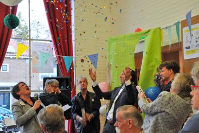 Odensehuis feestelijke opening Culemborg
