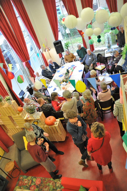 Openingsfeest Odensehuis Culemborg
