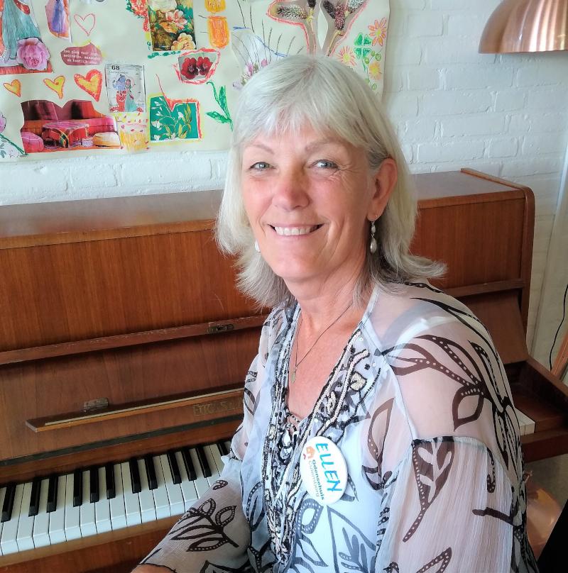 Ellen Verhagen miniconcert piano