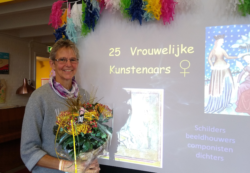 20201028 25e kunstlezing Kitty van Beurden